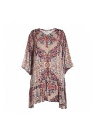 Gozzip mønstret kjole/tunika