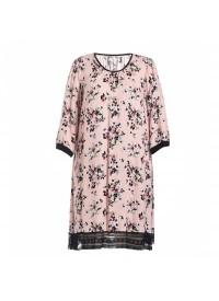 Gozzip Kjole Med Blomster Print