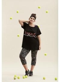 Zhenzi Sportswear Capri Bukser