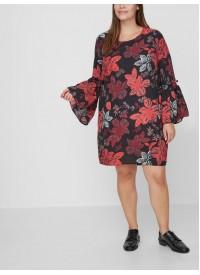 Junarose blomster kjole