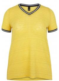 Adia blouse Yellow Buttercup
