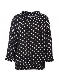 No 1 By Ox Dot smock blouse
