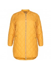 No 1 By Ox  Long quiltet coat