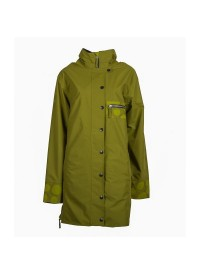 Handberg Rain Coat Grøn