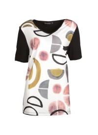 Handberg t-shirt med print