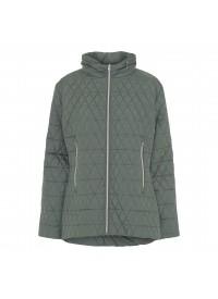 Loft klassisk luksus quiltet jakke