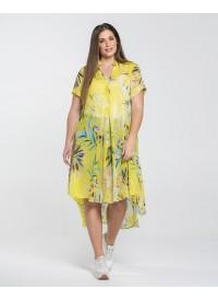 MAT Gul kjole