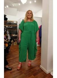 MAT grøn buksedragt