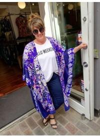 My Little Curvy Love Lang Kimono