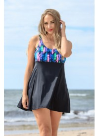Plaisir Funky Feather T0045 Swimdress