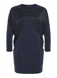 Smuk Marineblå kjole fra Q'neel