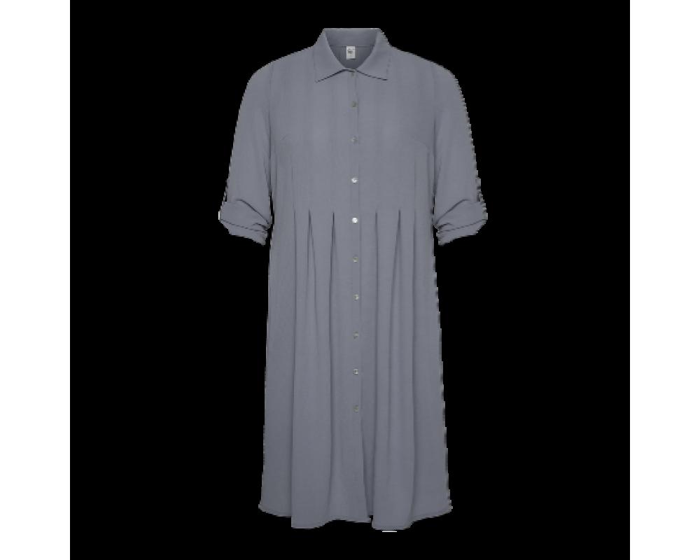 732d36bc5d45 Que kjole navy blå