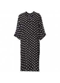 No 1 By Ox Long dot tunic dress