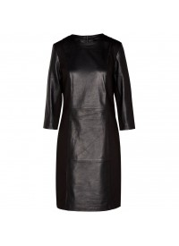 Mandy Leather Dress fra Zoey