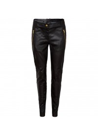 Molly Leather Pant fra Zoey