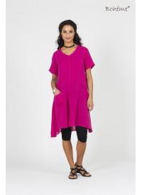 Boheme kjole Pink