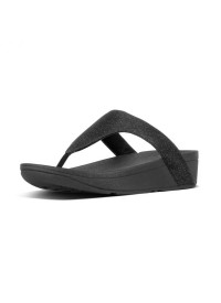 FitFlop LOTTIE GLITZY – Black