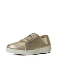 FitFlop Sporty Sneaker Guld