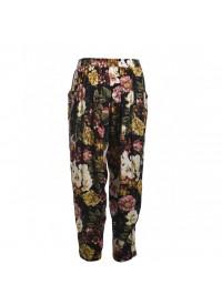 Gozzip Bukser med blomster print