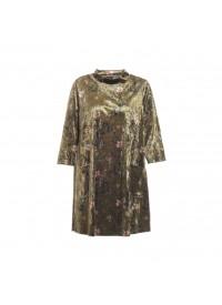 Gozzip Velour A-Shape kjole