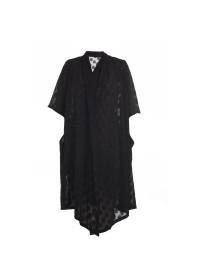 Gozzip drape kimono