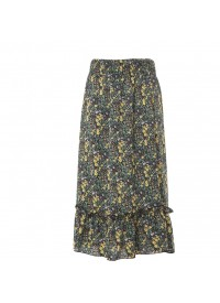 Gozzip long skirt blomstret