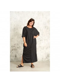 438784ba Gozzip lang stribet kjole