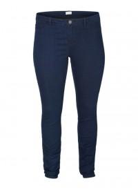 Junarose Blå Slim Fit Jeans