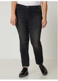 Junarose Mørk Denim Jeans