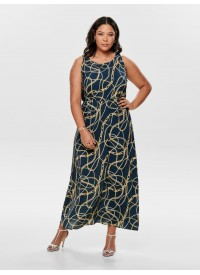 Only Carmakoma CARELLA SL MAXI DRESS
