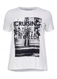 Only Carmakoma CARCRUSING SS T-SHIRT