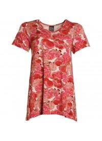 Pont Neuf T-Shirt Maj Rød