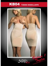 Slim-fit underkjole